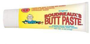 Boudreax Butt Paste