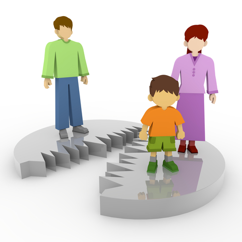 What can single mothers do to raise well-adjusted children? I have a few ideas based on my own fatherless childhood. (Image: © Tarokichi | Dreamstime.com)