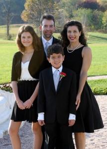 Allanach family 2014